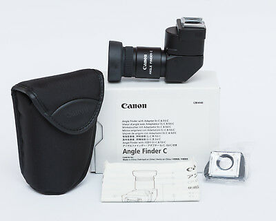 Canon Angle Finder C Adapter 9200 Picclick Uk