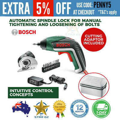 Cordless Electric Screwdriver Set Precision Tool With Cutting Tool USB Charger