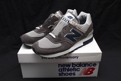 sports shoes 8b8ac 377f8 NEW BALANCE MADE In The England - Om576Ogg Grey/Navy