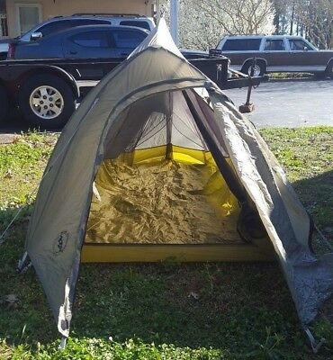 Big Agnes Seedhouse SL 1-person Tent Ash/Green & BIG AGNES Seedhouse SL 1 Person Hiking Tent - Ash/Green - CAD ...