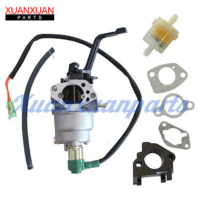 Carburetor Carb For Honda GX340 GX390 11HP 13HP 188F 190F Engine Gas Generator