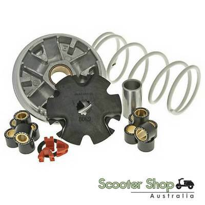 Malossi Multivar Variator Suits Vespa GTS and More