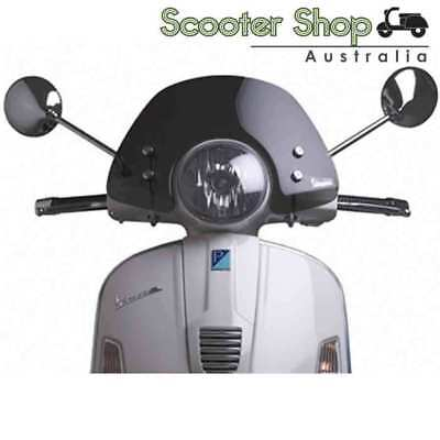 Genuine Vespa GTS Short Smoke Windscreen
