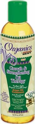 Africa's Best Organics Growth & Strengthening Oil Therapy 8oz(237ml)