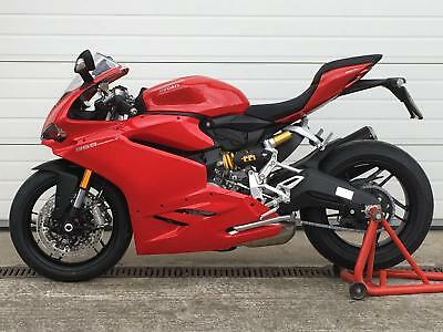 Ducati 959 Panigale - only 150 miles !!!