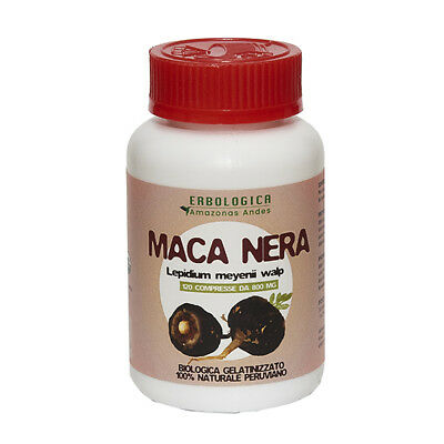 Maca nera in compresse (120 da 800 mg)