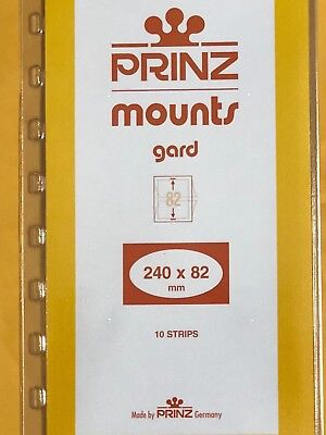 Prinz Stamp Mounts 240/82 - ***We Are A Veteran Supportive Business***