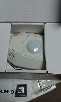 Cooper Controls OMC-DT-2000-R MicroSet Dual Tech Occupancy Sensor