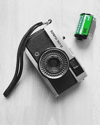 Olympus trip 35 analog camera 1983 year, great condition