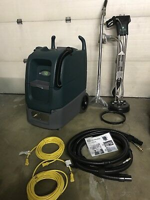 New Tennant/Nobles Explorer H2 Extractor & Nobles Hard Surface Tool. MSRP $6,200