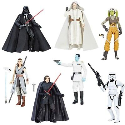 Star Wars Black Series Action Figure Folge VIII Welle 12 - 16cm