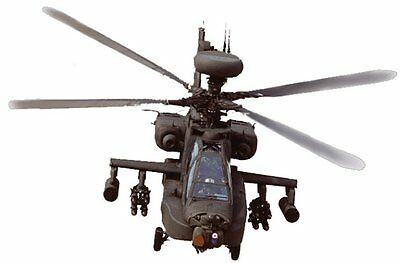 Boeing AH-64D Apache Longbow Attack Helicopter United States Army Desert Storm