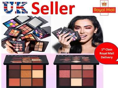 Huda Beauty Collection Rose Gold Desert Dusk Warm Brown Smokey Obsessions