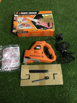 BLACK & DECKER 400W SCORPION SAW - Used Once  From New !!!