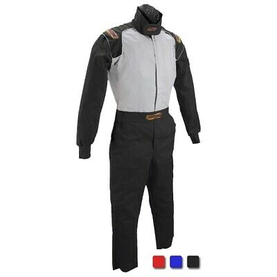 Speedway Racing Suit Fire Retardant Single Layer 1-Piece SFI 3.2A/1 Rated