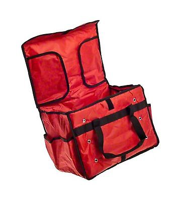 """American Metalcraft (PBSB1512) 12"""" x 15"""" Deluxe Sandwich Delivery Bag"""