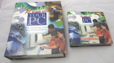 At Home with Your PC Disc and Folder Collection 1995. Guide to understanding PC.