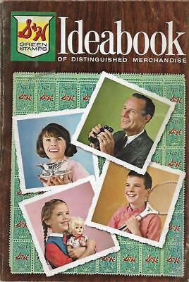 1965 S & H Green Stamps Ideabook Catalog