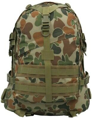 Tas Military Recon Backpack Auscam 40Lt  1198 - #free!! 2Lt Wide Mouth Bladder