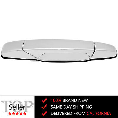 Exterior Chrome Door Handle Front Passenger Right Side for CHEVY GMC CADILLAC