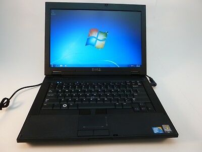 Dell Latitude E5400 Intel Core 2 Duo 2.00GHz CPU/ 4GB RAM/DVD/RW /80GB HDD/Win 7