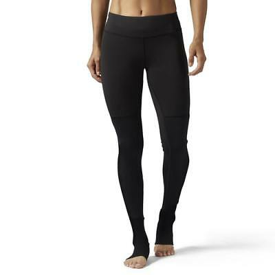 New Reebok Womens Combat Ankle Lock Legging