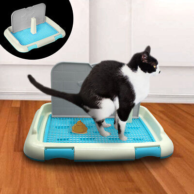 Indoor Dog Toilet Puppy Pet Potty Mat Patch Pads House Litter Tray Training Pads