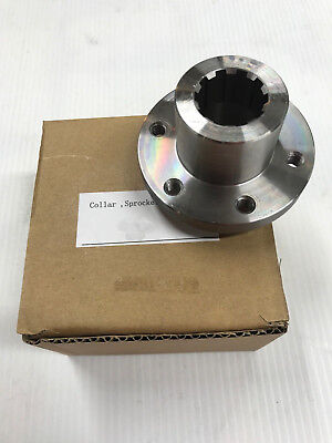 """ULTIMA Belt Drive 1-1/2"""" Offset Collar Spacer For Front Motor Pulley 58-611"""