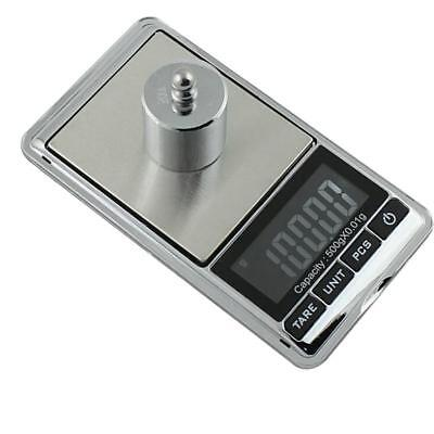 500g / 0.01g Portable LCD Digital Weight Electronic Pocket Jewelry Scale  Gift
