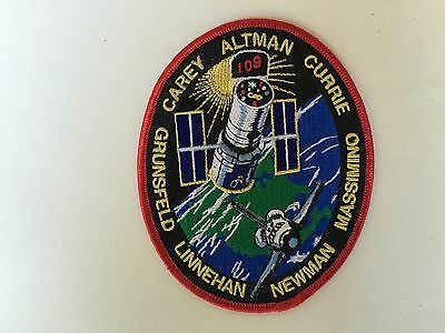 Aufnäher Patch Space Shuttle Columbia  Patch - STS 109