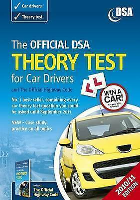 The Official DSA Theory Test for Car Drivers and the Official Highway Code Book