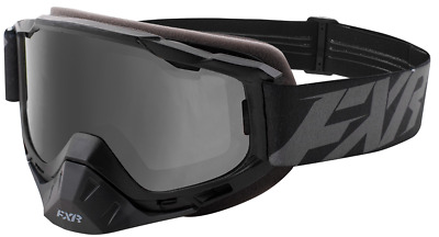 FXR BOOST XPE Snow Winter Sports GOGGLES - Black Ops - ONE SIZE -NEW