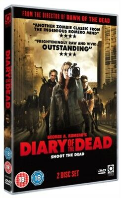 Diary Of The Dead DVD NEW DVD (OPTD1380)