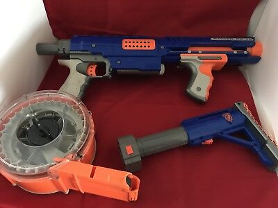 Nerf Gun Raider rapid fire CS-35