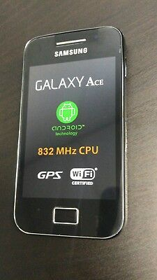 NEW condition SAMSUNG GALAXY ACE GT-S5830i  - BLACK UNLOCKED MOBILE PHONE