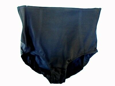 SPANX SARA BLAKEY LOVE YOUR ASSETS Spot-on Black Slimmers Panty - L/Large