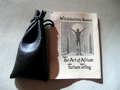 Witchdoctors Bones, Madizinmann Knochen, Hexendoktor, Wahrsager, Afrika, Namibia