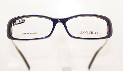 412c092319cb Jimmy Choo Jc 35 Yfc Classic Ladies Black With Chrome Plastic Glasses Frame