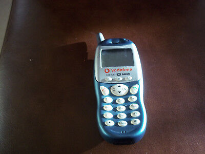 Vintage Vodafone Mobile Phone Mw930 Sagem With Battery No Charger Good Condition