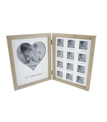 New My First Year Photo Book-Preserve Precious Moments of Your Little One