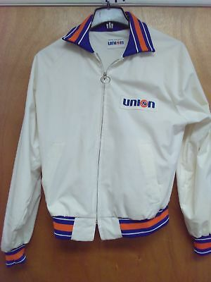 Retro Style UNION 76 Official Racing Jacket Size M/L