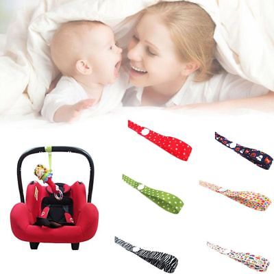 60cm Hangers Stroller Toy Strap Baby Cup Holder Anti-lost Band Bind Belt