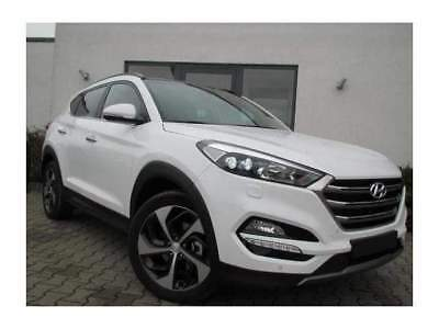 Hyundai tucson 2.0 crdi 4wd at executive