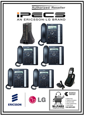 LG Ericsson iPECS MFIM50A Phone System, INCLUDING INSTALLATION in Selected areas