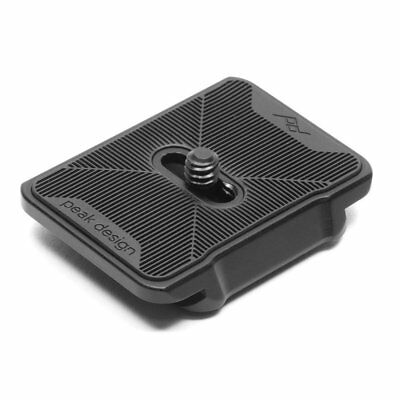 Peak Design Dual Plate V2 for use with Capture Camera Clip