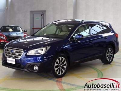 Subaru outback 2.0d s awd 4x4 unlimited lineartronic automatica