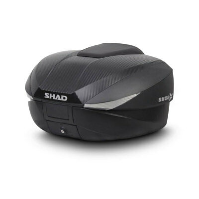SHAD SH58X Expandable Top Case Box Carbon cover FREE SHIPPING