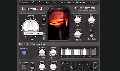 Brainworx bx_refinement - Plugin Alliance