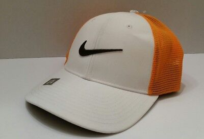 54be65dc63c NEW NIKE LEGACY 91 Tour Mesh Orange White Golf Cap hat L xl -  14.99 ...