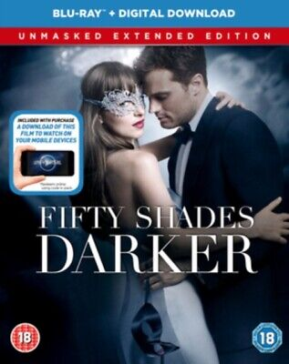 Fifty Shades Darker - Unmasked Edition Blu-Ray NEW BLU-RAY (8310929)